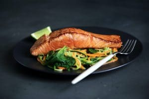 Foods That Lower Cholesterol Fast - Fatty Fish