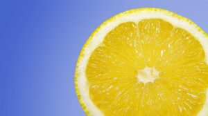 Home remedies for whiter teeth. A lemon miracle