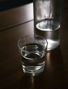 How to Get Rid of a Headache Without Medicine: Step 1 Try Drinking Water