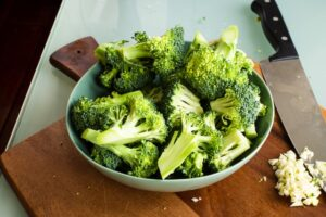 natural antibiotics - broccoli