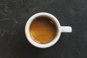 overcome caffeine addiction - cup of coffe