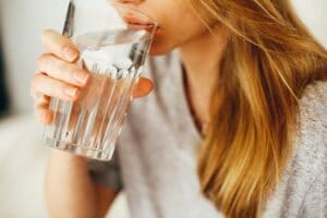 urinary tract infection - water