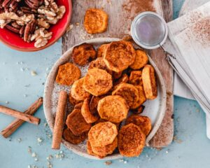vitamins for healthy eyes - sweet potato