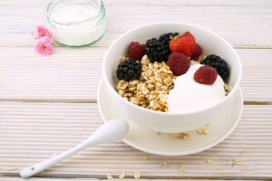 Diet to Lower Cholesterol and Blood Pressure - Oats