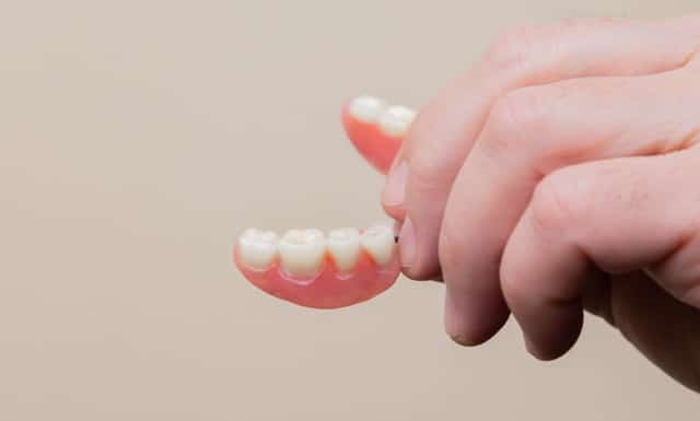 Types of complete denture