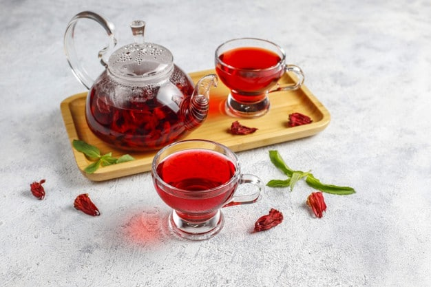 Red Tea Detox - Concentrate on Fat Shrinking